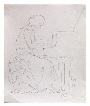 La pianista (a)
