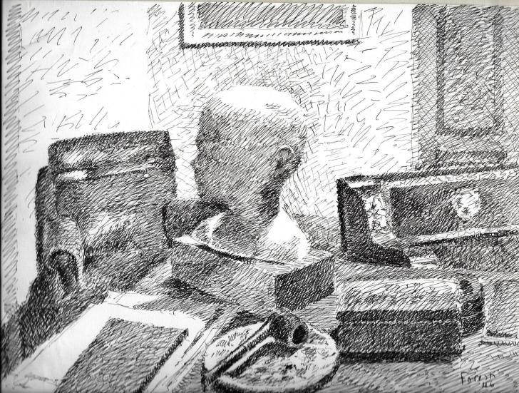 Scultura di Paolo 2 (s)